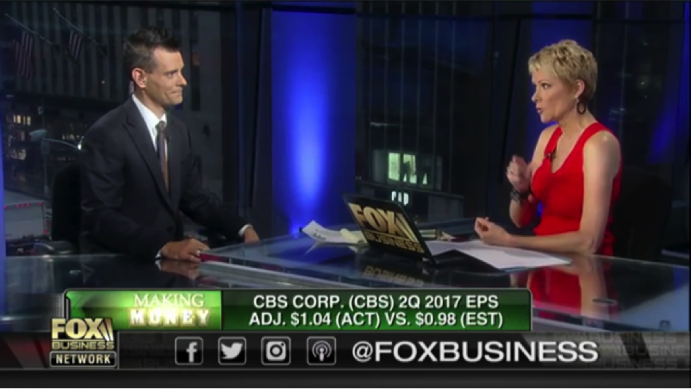 Sitting down with Gerri to talk markets]