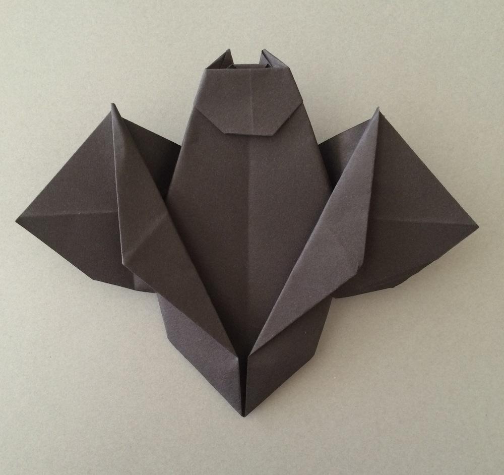 Origami Bat!