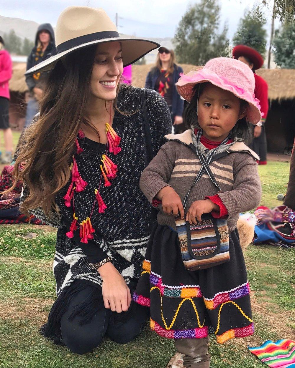 Chinchero - Sacred Valley Peru, December 2016