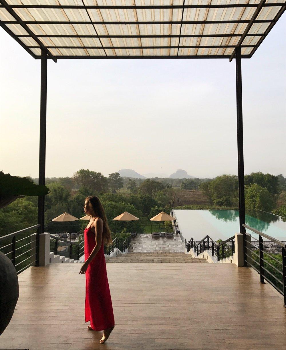 Aliya Resort & Spa, Sigiriya Sri Lanka