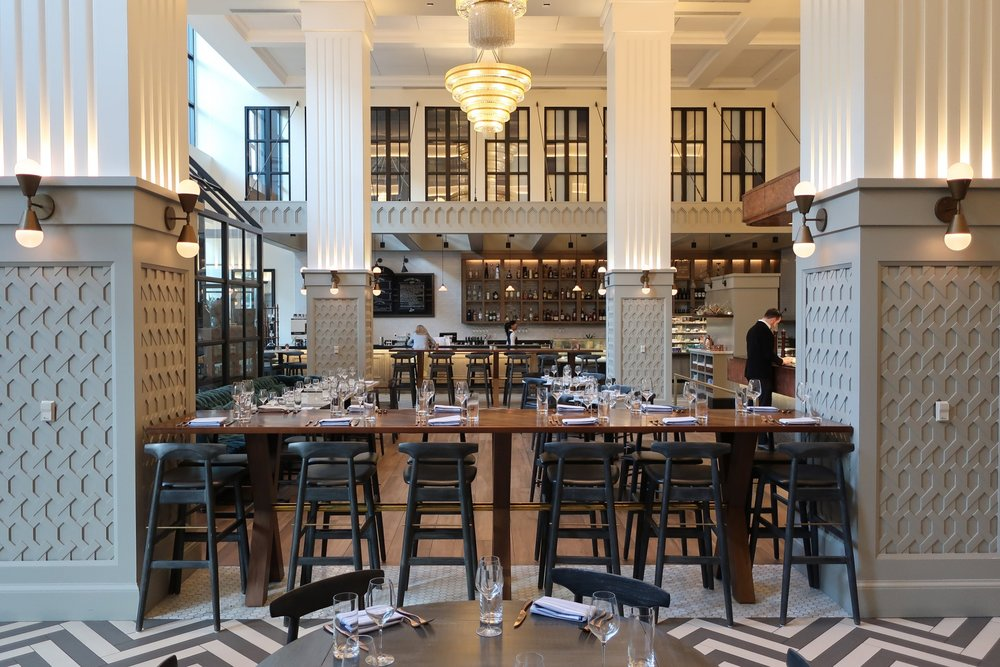 Provisional Kitchen, Cafe, and Mercantile at  pendry san diego