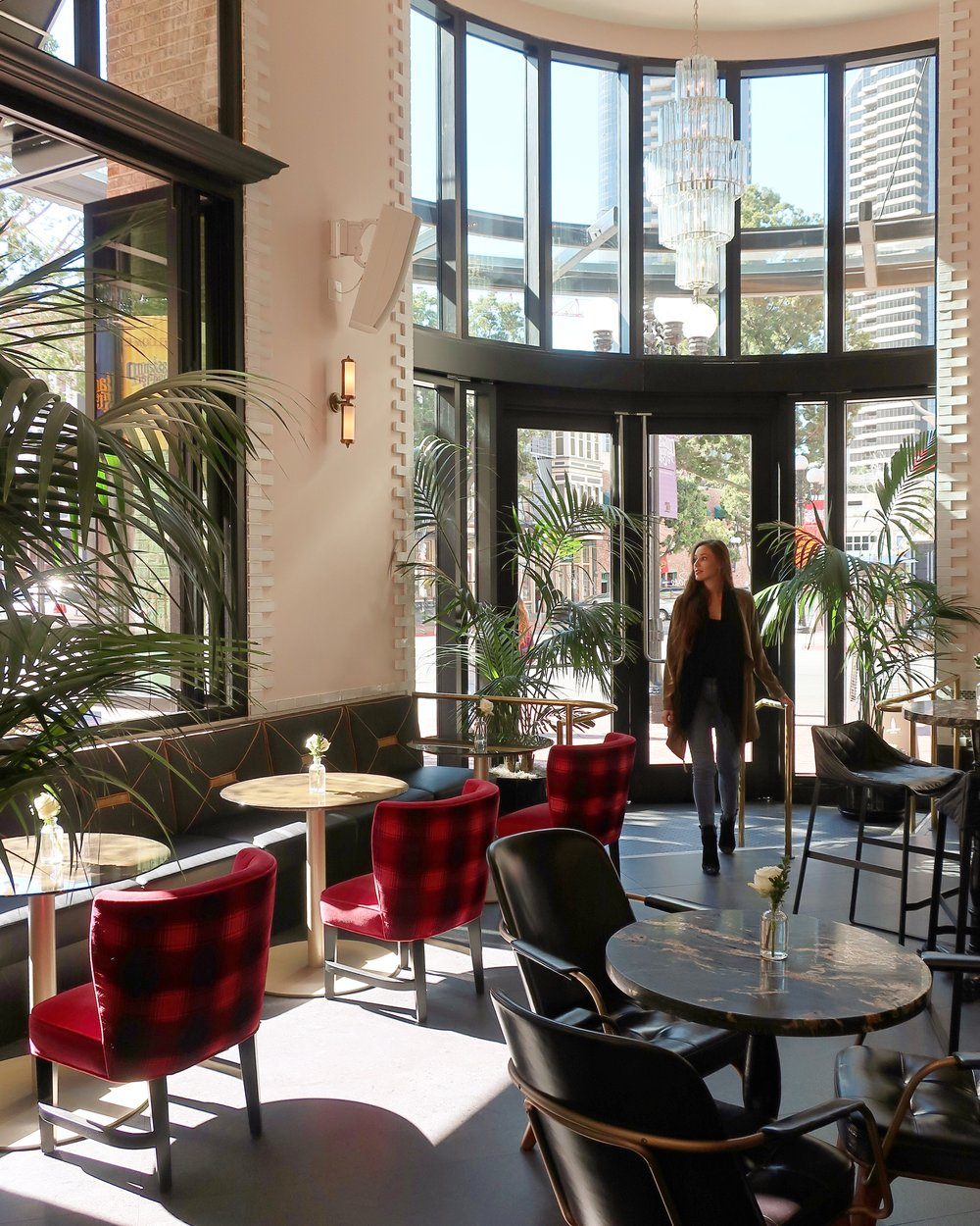 Fifth & Rose Bar at  Pendry San Diego
