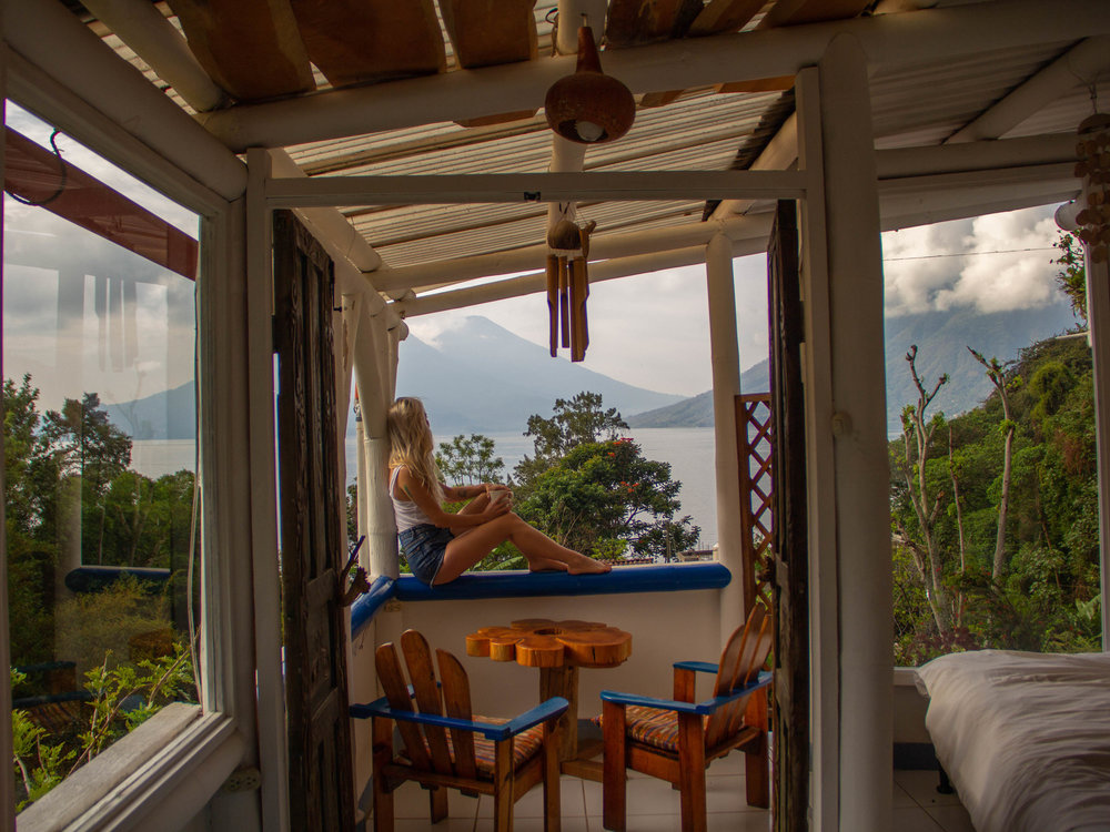 Sirena Room at Lush Atitlan