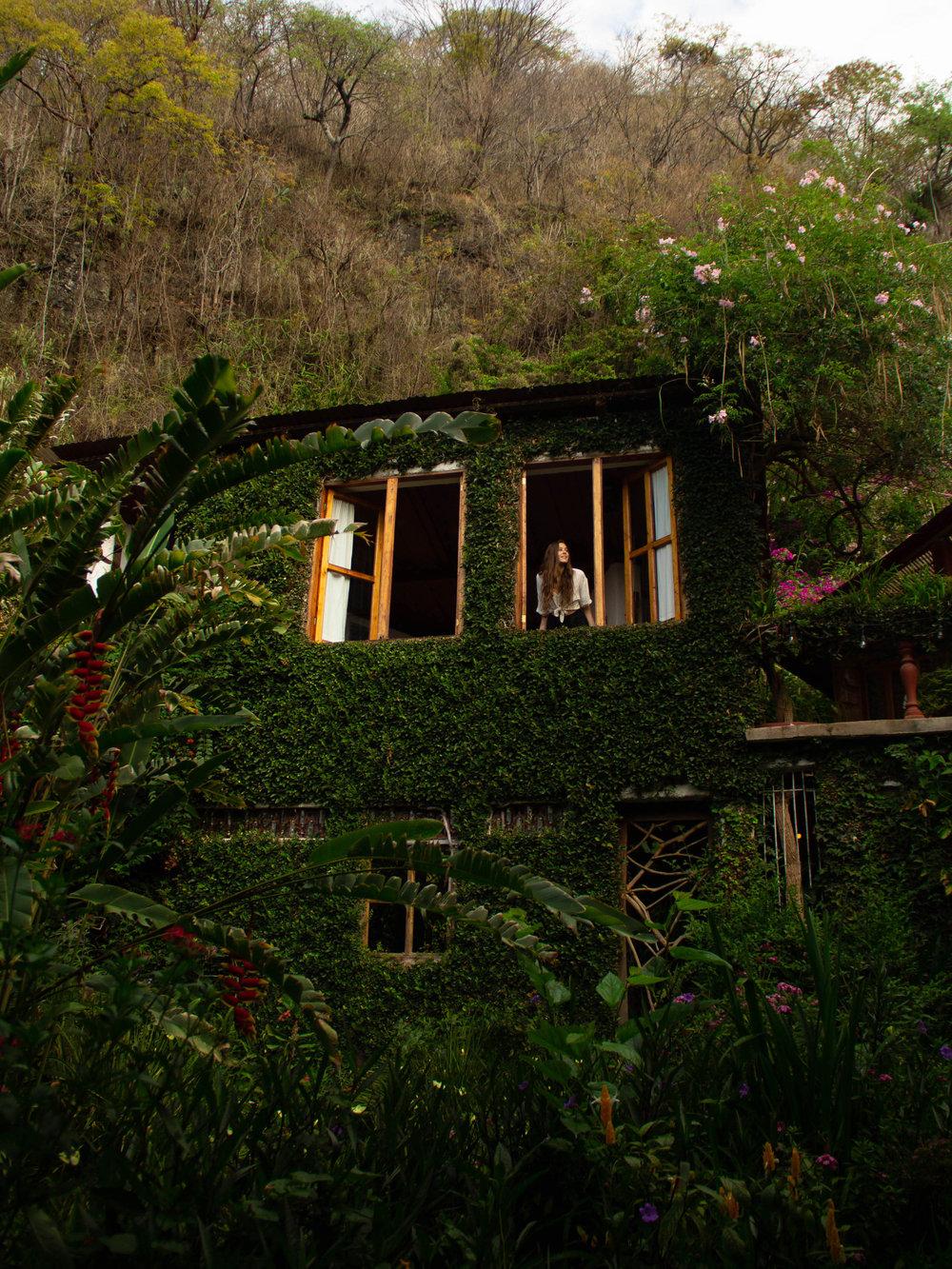 Granadilla Room at Lush Atitlan
