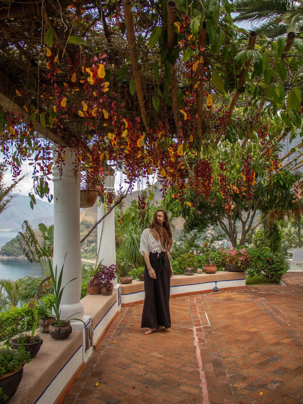 Garden Terrace at Tzampoc Resort