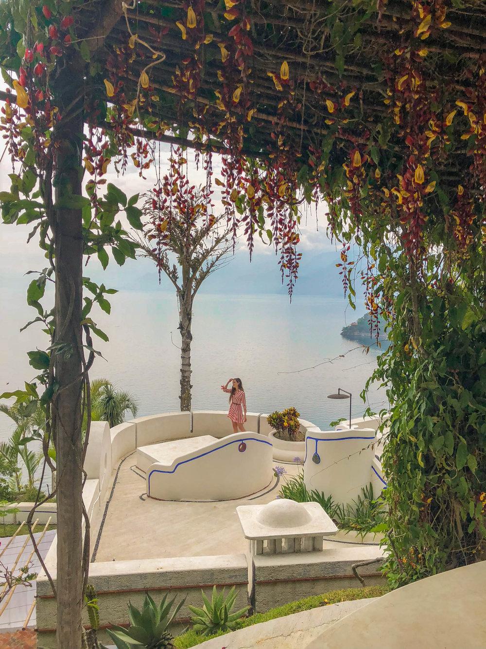 Terrace Suite at Tzampoc Resort
