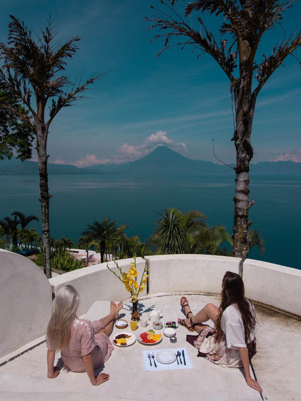 Breakfast on the Terrace Suite