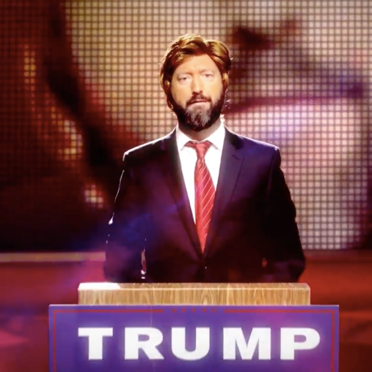 Do The Donald - Funny Or Die