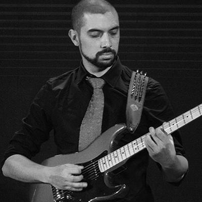 Adel Al-Qattan, Guitar