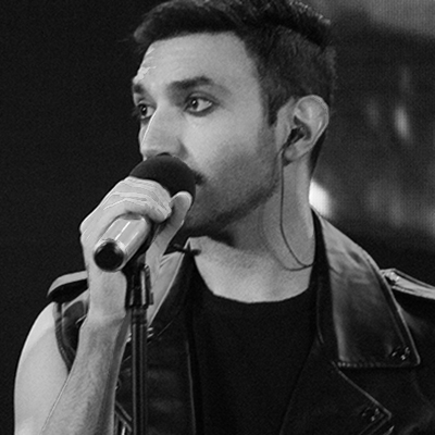Omar Afuni, Vocals