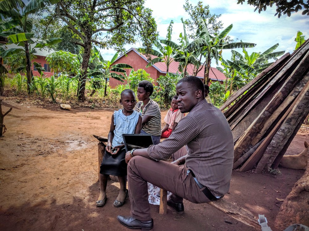 Home visits with kids and families for potential sponsorship through True Impact – wow, this was amazing and I'll be sharing more