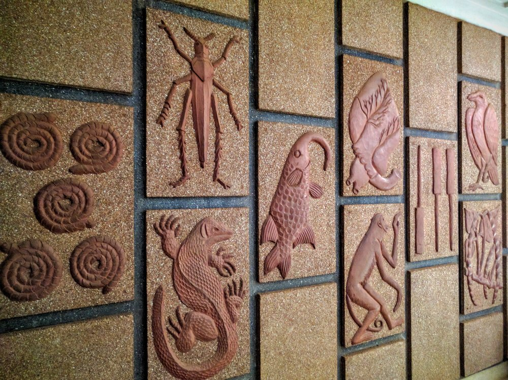 Animal representations of some of the clans
