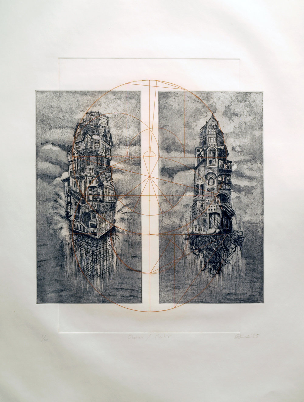 Obelisk/Menhir, 2015