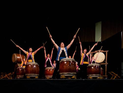 Guest Performance: Portland Taiko
