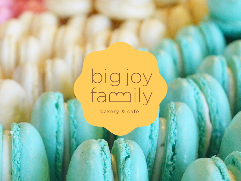 Big Joy Family Bakery & Cafe  As it tells by its name, Big Joy Family Bakery & Cafe is a local bakery shop run by a family...   READ MORE >