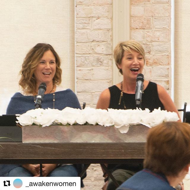 So many new things happening! Please follow us at @_awakenwomen and share with your friends! Chris+Katie  #Repost ・・・ Awaken - year 5! Can't believe it's already October! Some exciting things coming .. check out our new site in profile ⬆️ and sign up for updates! Chris+Katie
