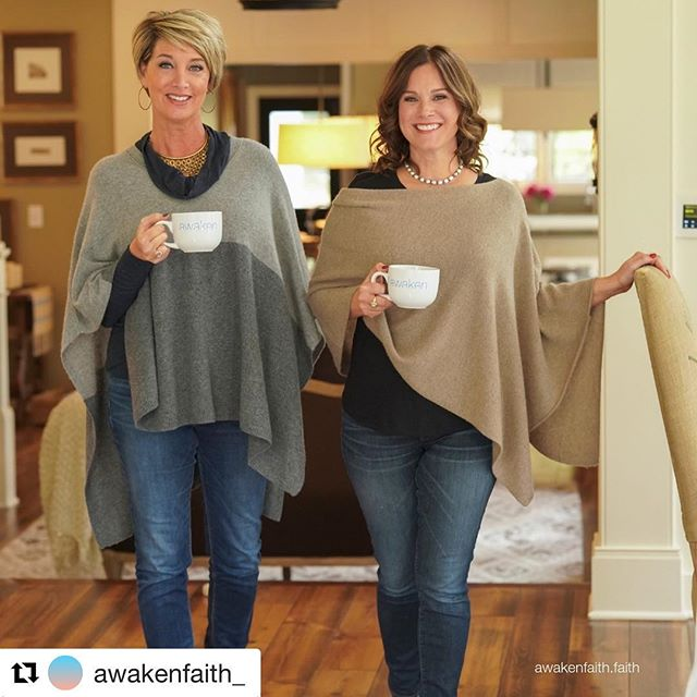 #Repost @awakenfaith_ we would love to share this journey with you! Follow us at @awakenfaith_ ・・・ Hi we are Chris+Katie - just two Jesus girls who began to share our joy for Jesus and our Catholic faith with a group of women 5 years ago.  Hoping you will join us on this journey as we share some of the things that encourage and inspire us to grow in our love for Jesus and how to live that love in our every day lives!  #fridayintroductions