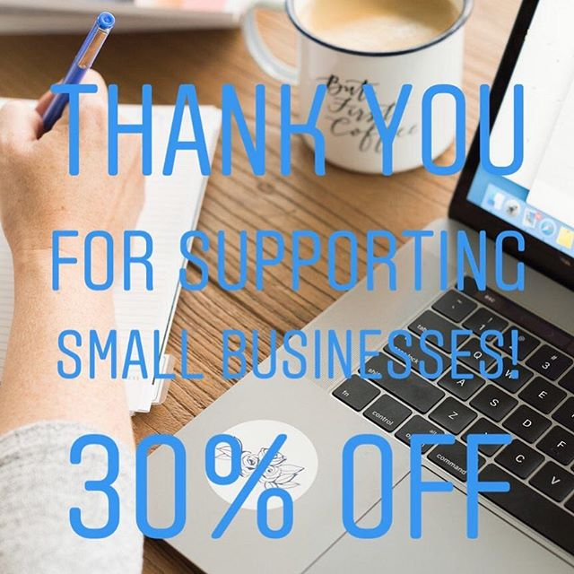 #flashsale #smallbusinesssaturday 💙