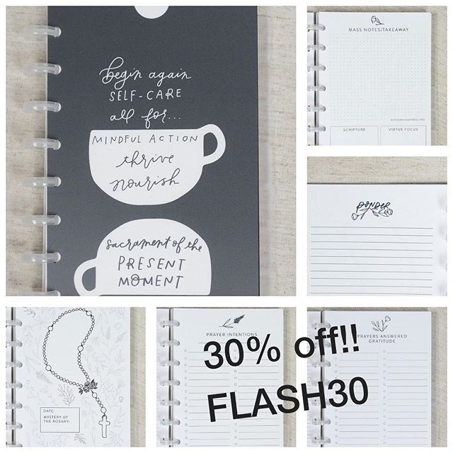 "Confession: I'm struggling with my prayer life. However, I've been reading ""Appointment with God"" and I'm totally inspired! Going to use this journal as a guide .. and I want you to, too! 30% off .. use FLASH30 code in the shop! Link above!⬆️"