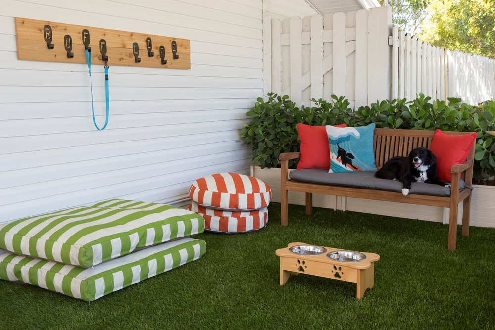Pooch Patio - Home Design Ideas and Inspiration
