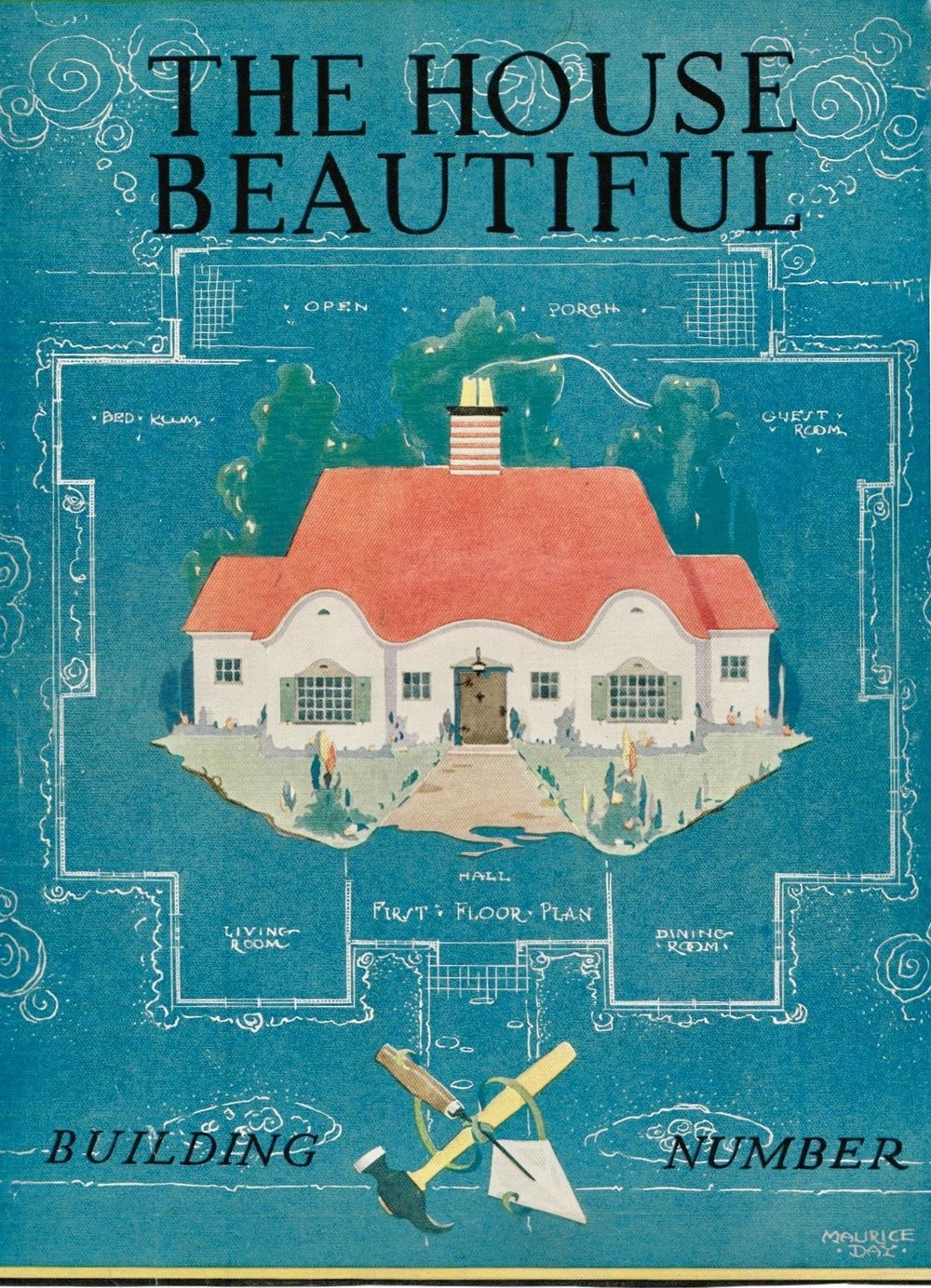 House Beautiful, September, 1924