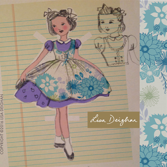 Lisa Deighan_Vintage Girl 1.jpg