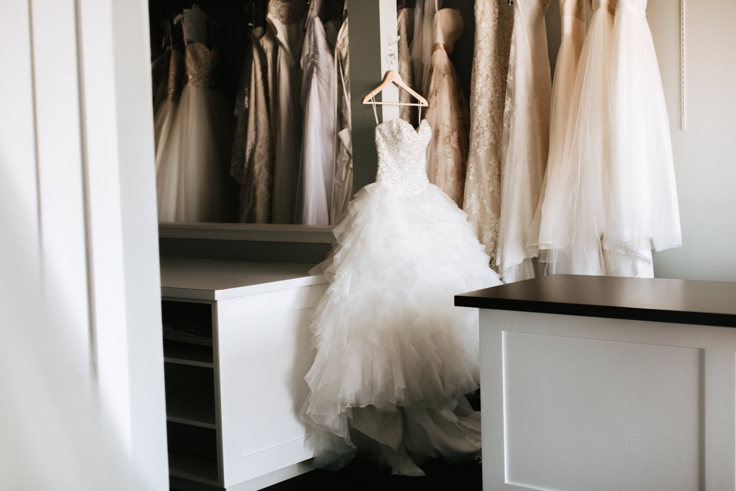 Evermore Wedding Gown Care | Wedding Dress Alterations | Gown ...