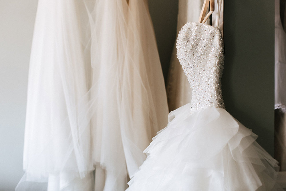 Alteration Evermore Wedding Gown Care