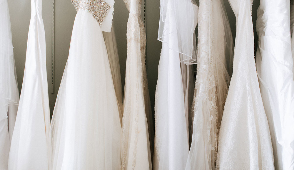 White & Ivory Wedding Dresses