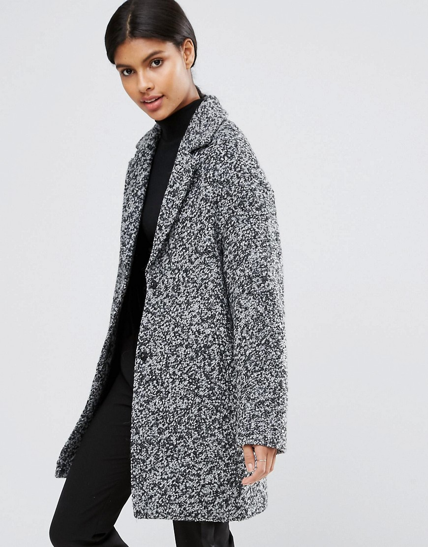 Coat in Cocoon by ASOS