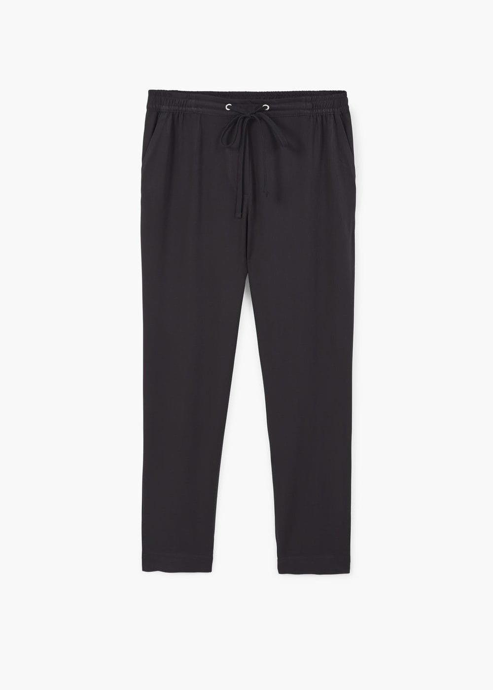 Mango Flowy pants $35.99