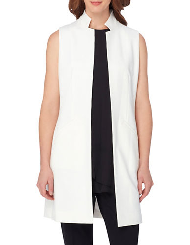 Solid Sleeveless vest