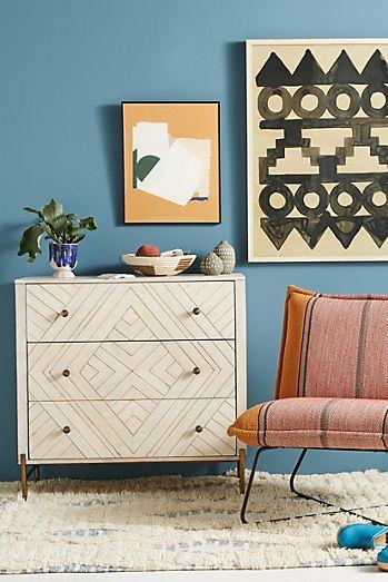 Embury Three-Drawer  $748