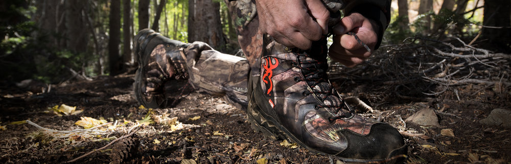BROWNING HUNTING BOOTS - COMING LATER THIS SUMMER