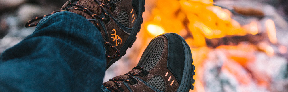 BROWNING FOOTWEAR - NEW FOR 2017