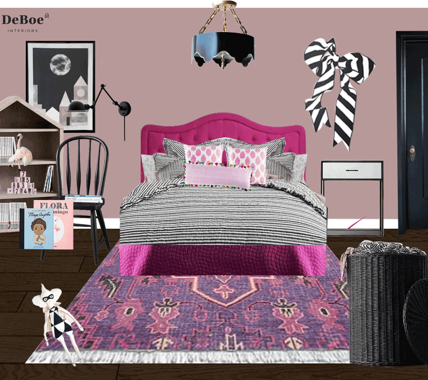 deboe-studio-interiors-little-girl-room-black-white-magenta-lavender.png