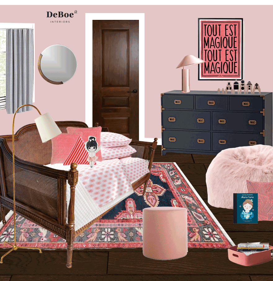 deboe-studio-interiors-little-girl-room-coral-blue