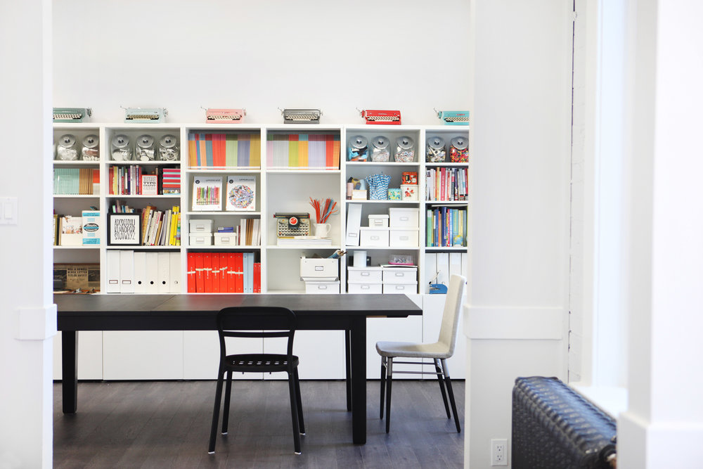 The Uppercase Studio, Calgary
