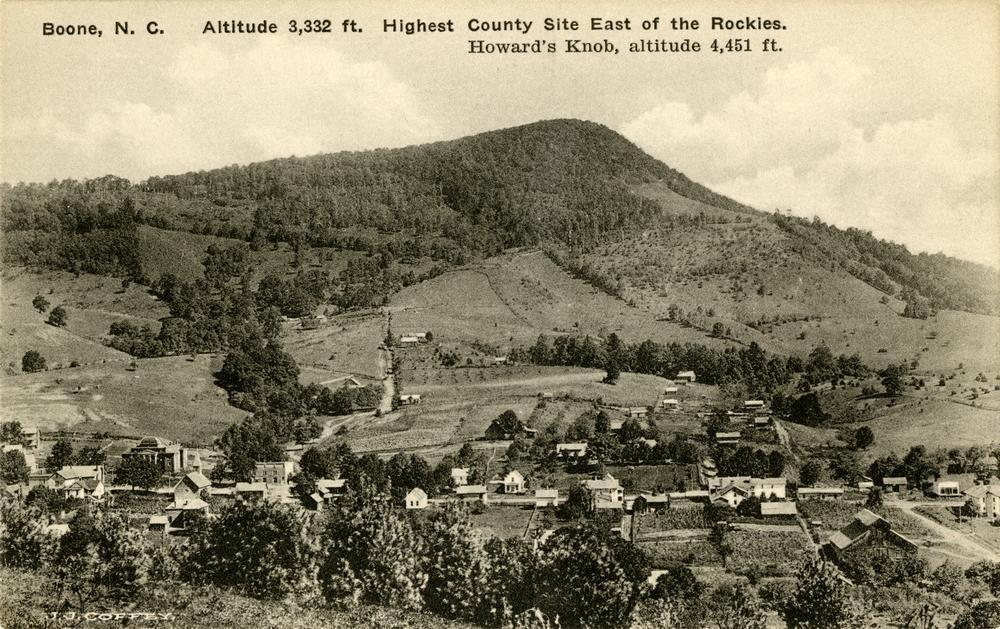 watauga county historical society