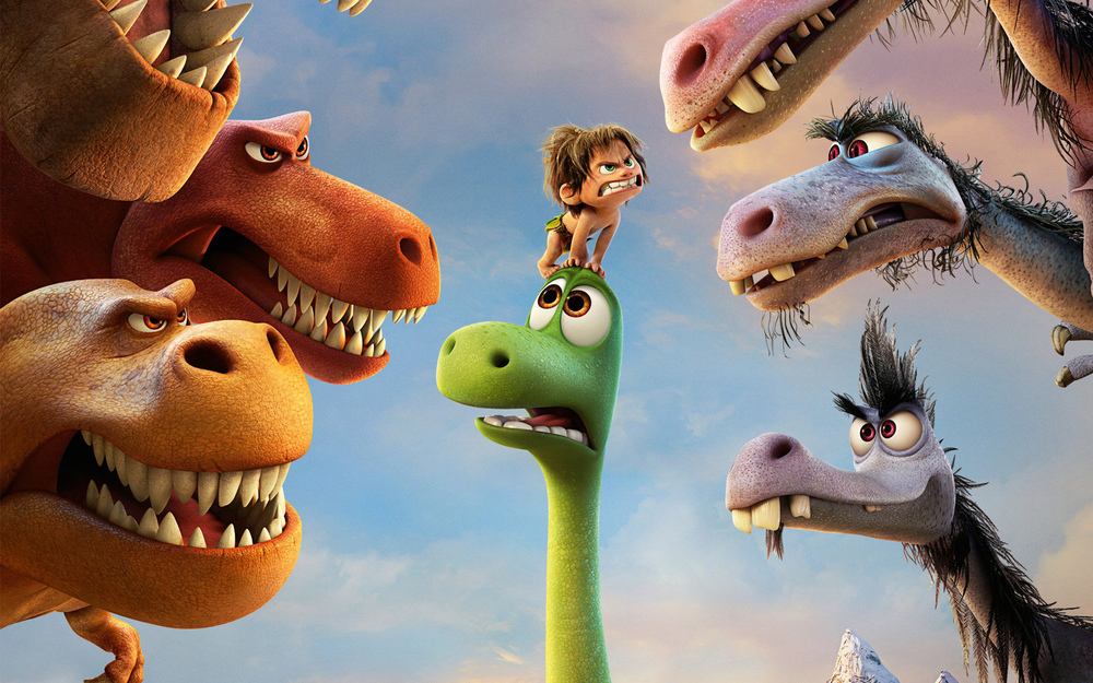 The Good Dinosaur Review Rendy Reviews