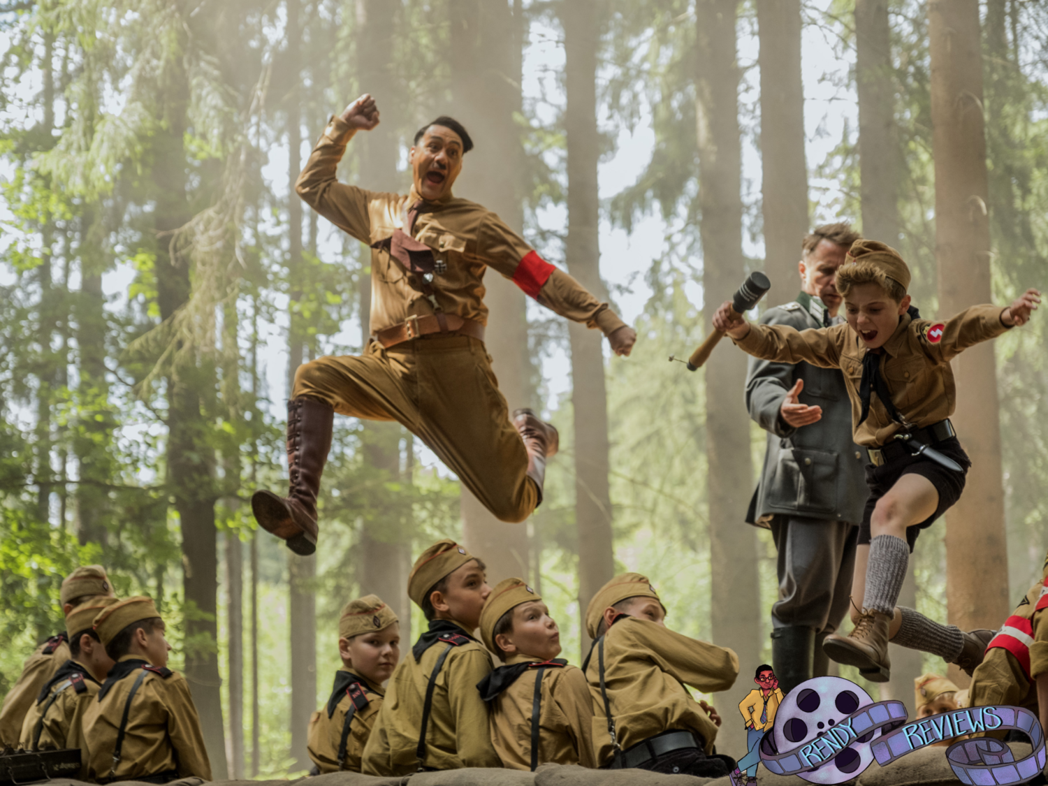 'Jojo Rabbit' Review: Taika Waititi's WWII satire is a vibrant and entertaining ride