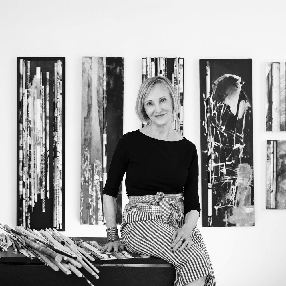 Linda Colnett, Artist and Activist
