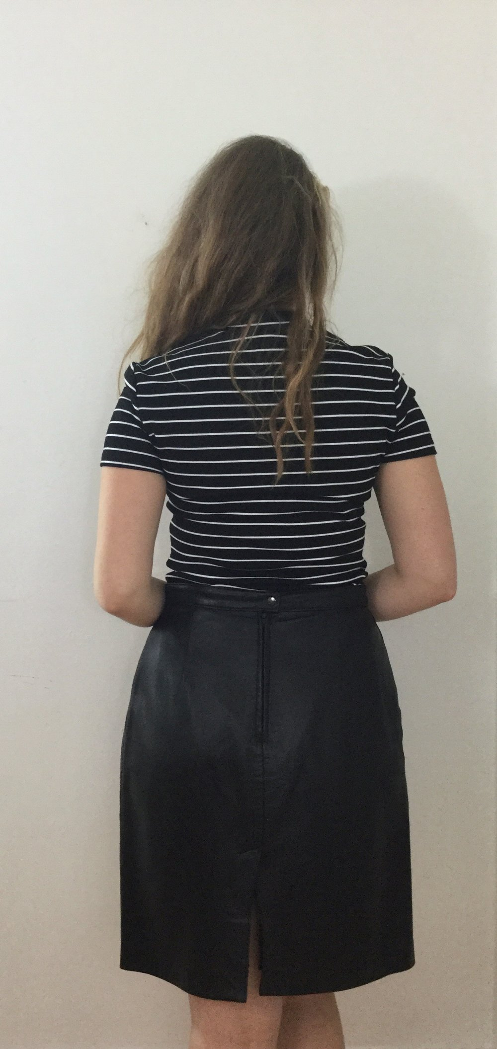 American Apparel Turtleneck Dress