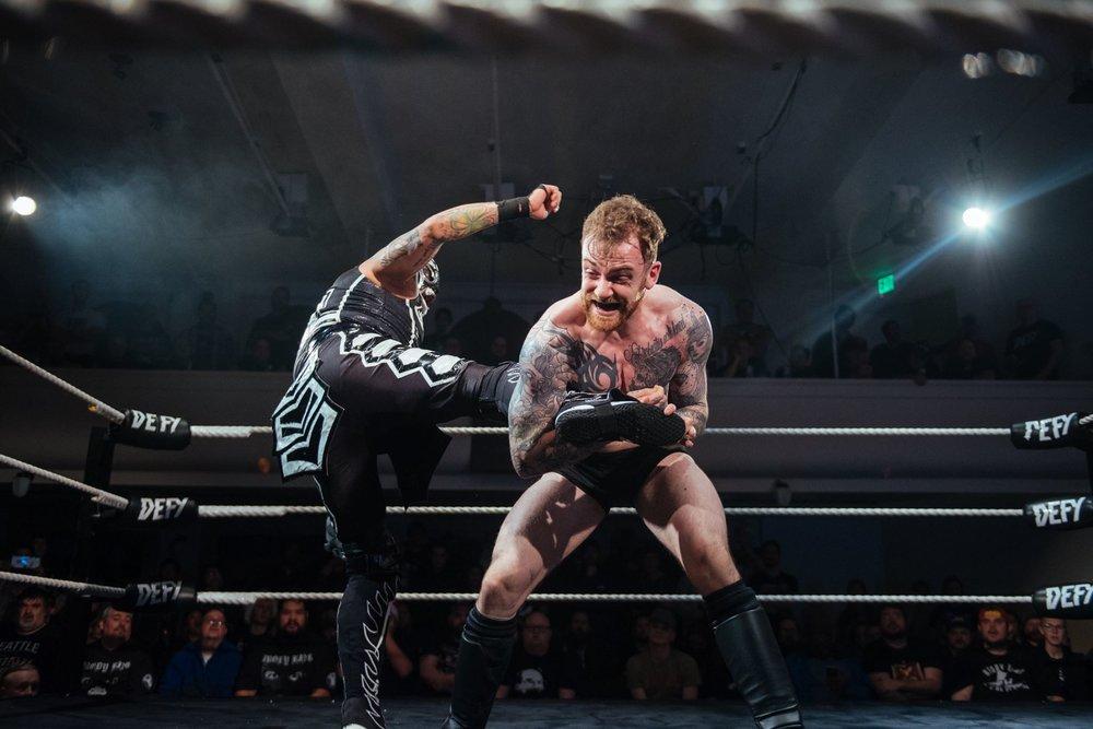 STORIES — DEFY Wrestling