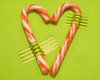 God's love Candy heart