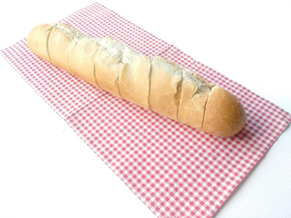 Sticky bread_Making bread