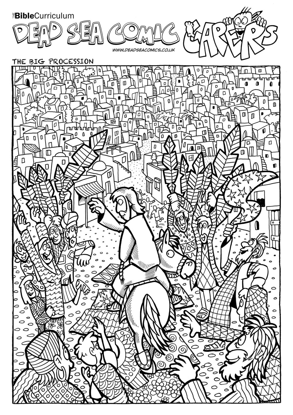 Palm Sunday to Pentecost