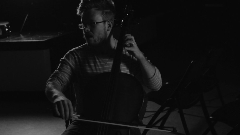 Producer/Cello Everett Hardin