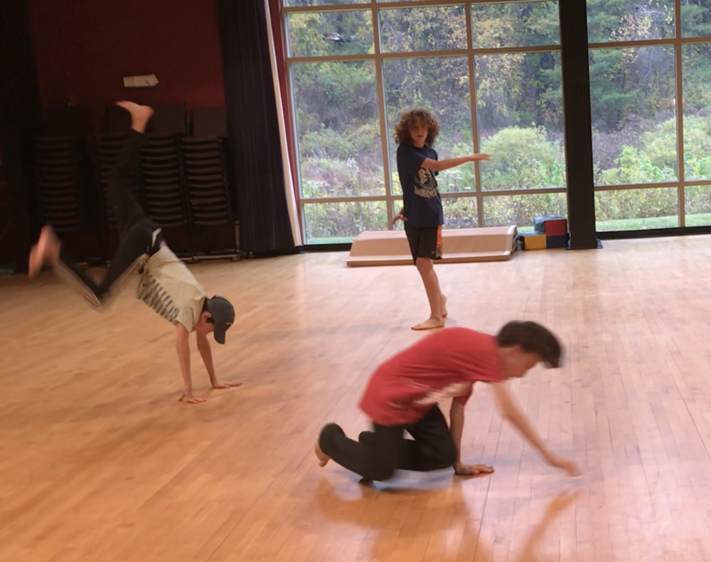 HIP-HOP CAPOKOUR   ages 10 - 14  WED 3:45 - 4:45pm