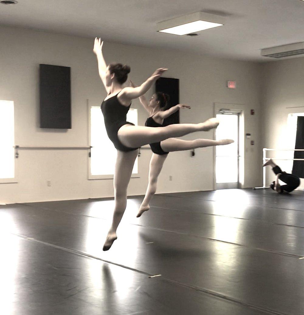 INT. BALLET  ages 13+  THUR 6:00 - 7:30 pm